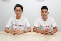 【あれから1年...】大阪で一番インターン生がいる会社が始めた新規事業「SEKAI HOTEL」って何?事業責任者の若手社員2名に聞いてみた。