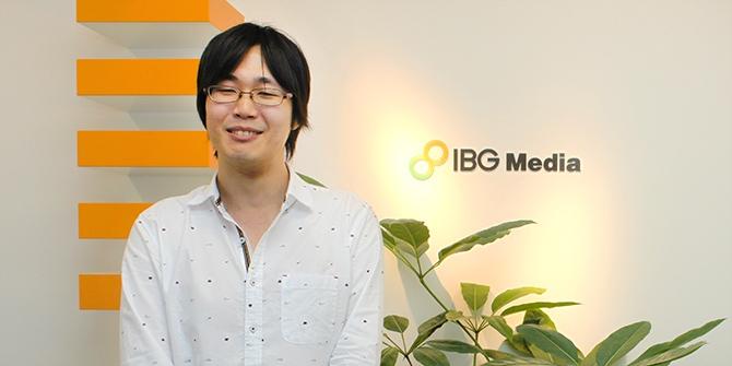 IBGメディア株式会社で働く学生にインタビュー!