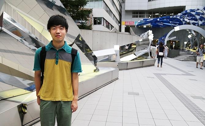インターン3社を経験後に個人で事業開発。一橋大学4年 麻生輝明さんにインタビュー