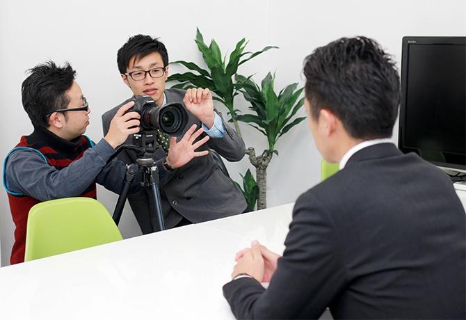 「新しい市場であなたが主役になれる会社。」株式会社モバーシャルさんのインターン担当者の野呂様にインタビュー