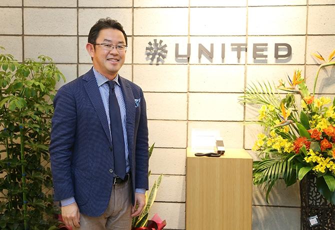 「本当に企業と学生が分かり合える新しいインターンを作りたい。」ユナイテッドCEO、早川与規会長にインタビュー