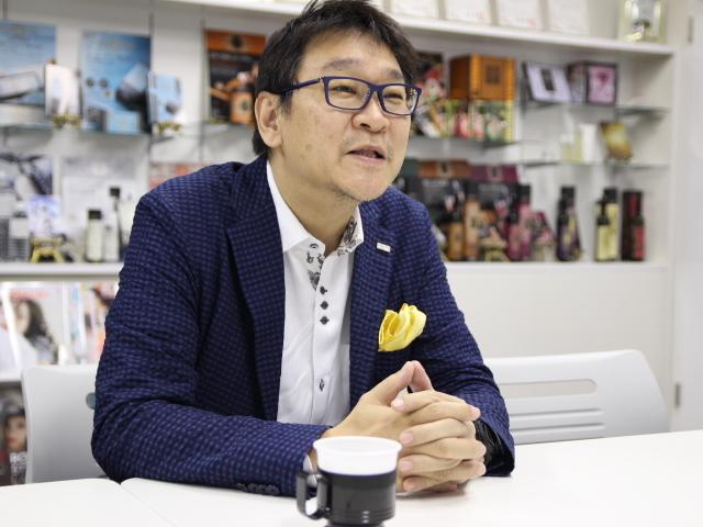 株式会社エステプロ・ラボ 代表取締役会長インタビュー