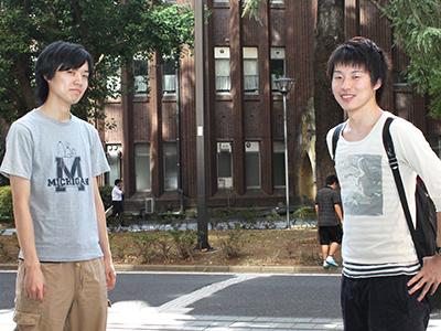 【高校生インターンの特別コラム第7弾!】今話題の「Gunosy」を開発した福島良典さん、吉田宏司さんにインタビュー