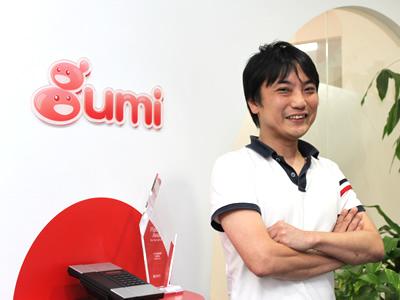 株式会社gumi代表取締役インタビュー