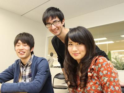 株式会社Donutsで働く学生にインタビュー!