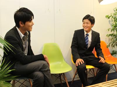 株式会社NGUで働く学生にインタビュー!