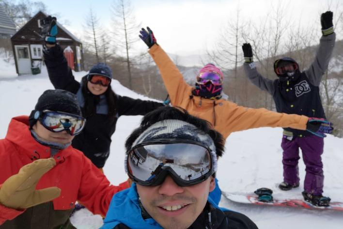 【新規事業に参加!】スキー・スノボWebサービスに携わるインターン募集!