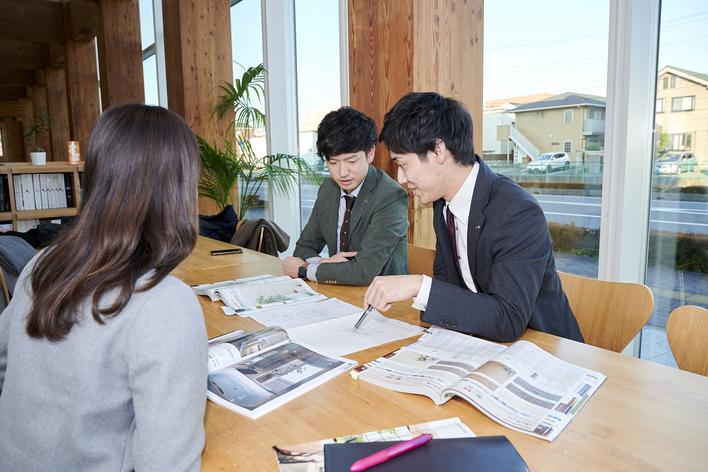 【地域NO.1】ハウスメーカーで設計アシスタントインターン!!