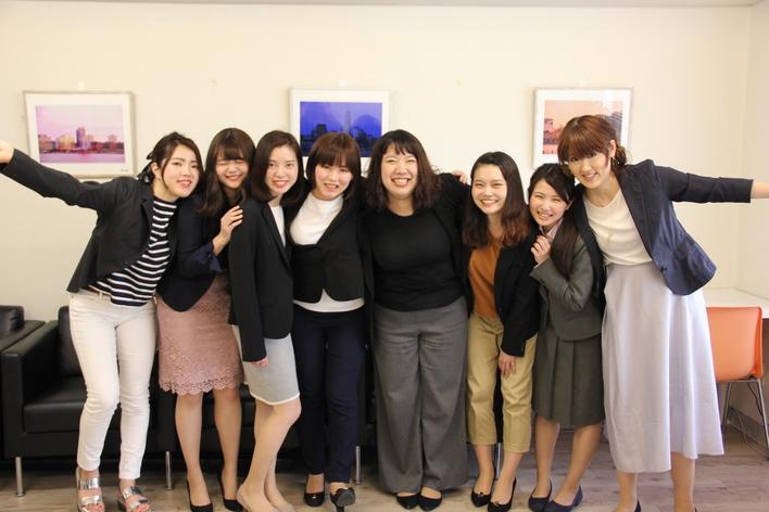 全員女性メンバーの営業支援会社で様々な業界知識をつけたい方募集♡