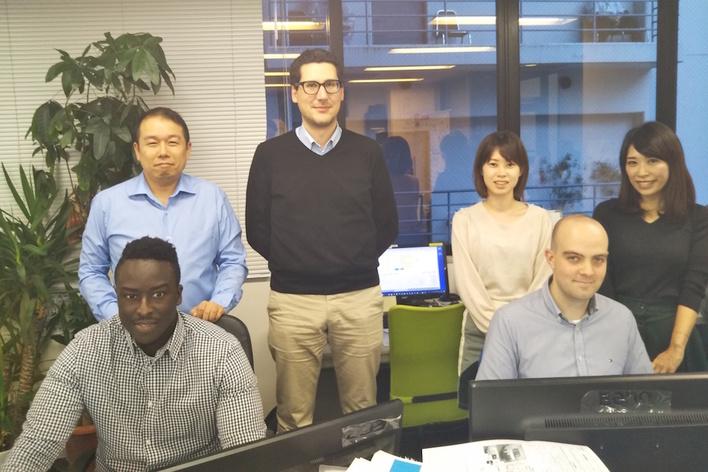 【日本のいいものを海外へ】海外営業アシスタント