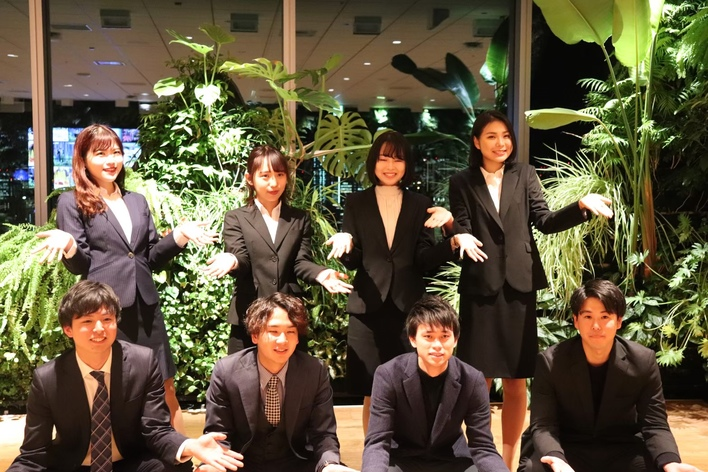 【就活支援あり】【有名企業内定】3ヶ月で大きく変わる!日本最大級の営業インターン
