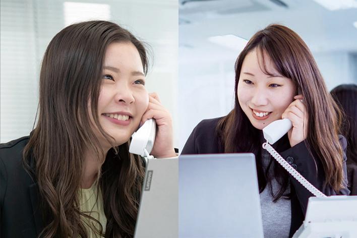 【新規営業経験可】どの業界でも役立つ営業力が身に付く実践型インターンシップ!
