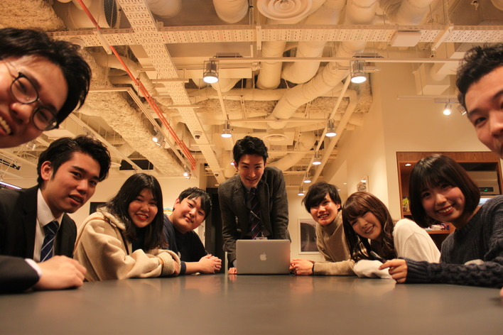 【土日OK!月1勤務OK!】営業未経験者大歓迎!東京・名古屋で大人気のインターン!