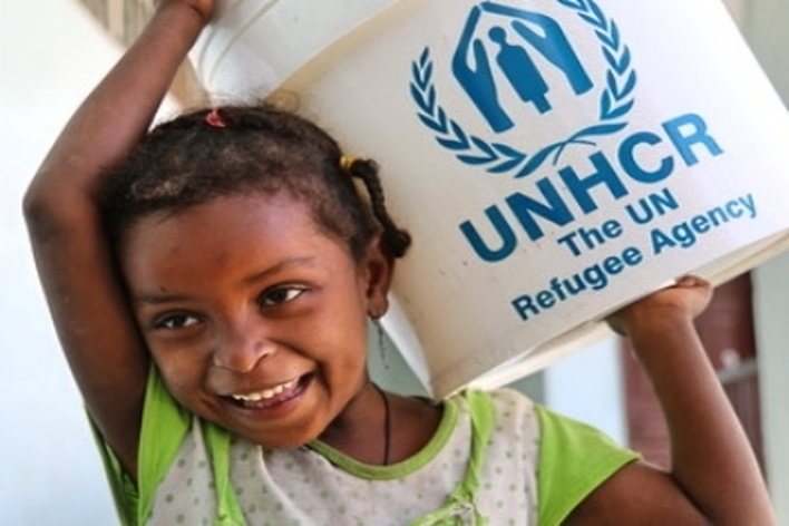 【国際貢献に興味がある方!】国連の難民支援活動を支える仕事です!!