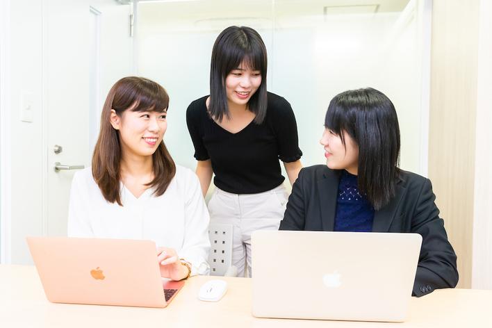 美容系WEBサイトの企画・運営を任せます!アンテナ高く、トレンドに詳しい学生大歓迎!未経験からでもWEBスキルを取得できますよ!