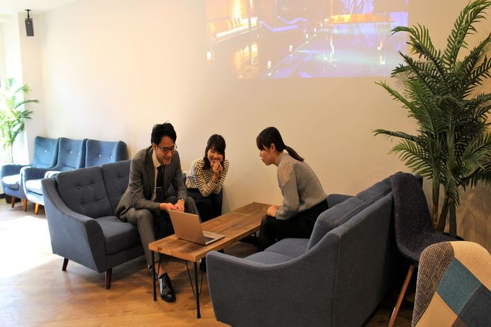 【新規事業立ち上げ】【土日のみOK】新しく設立した学生主体の新会社の企画全般をお任せ!