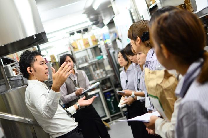 【経営や事業づくりを目指す】リーダーシッププログラムつき店舗運営