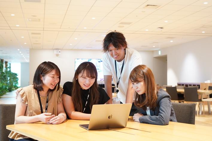 22卒・23卒・24卒大募集!学業と両立できるインターン!プログラミングを学びたい学生大募集!