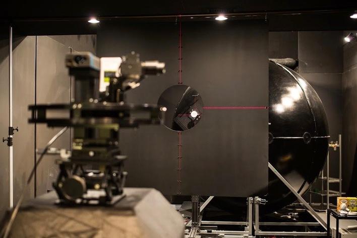 【理系学部生院生歓迎!】光の強さや色の測定、測定機器の校正を行なう!