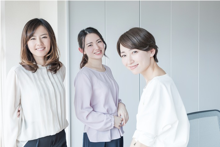 【女性が躍進!】女性ならではの営業マーケティング業務!