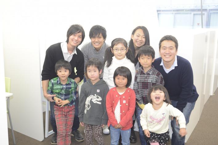 子供向け英語塾講師・時給1400円〜!帰国子女の方が多数活躍中!