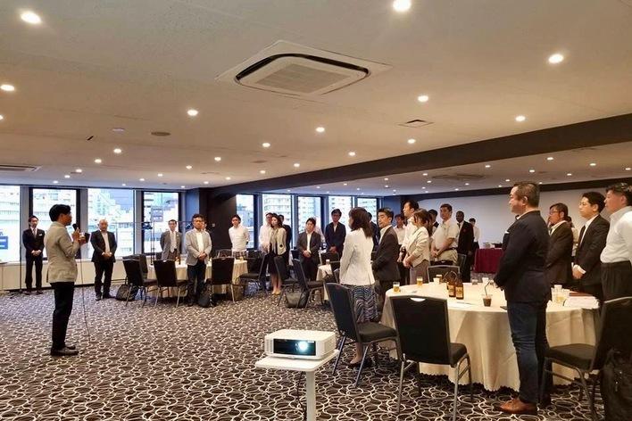 経営者向けイベントの企画職インターン/3,4年生歓迎!