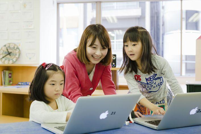 【1,2年生歓迎!】IT×ものづくり教室で子ども達の自由な創造力を育むインターン