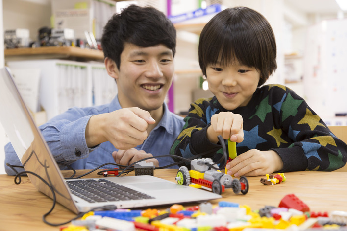【1,2年生歓迎!】プログラミング、ゲームデザイン。子どもクリエイターと共同開発をしていくインターン
