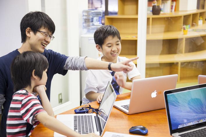 【在宅勤務可/1,2年生歓迎!】プログラミング、ゲームデザイン。子どもクリエイターの開発をオンラインでサポート。