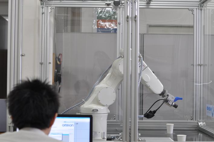 【ロボットエンジニア】ロボットSIer企業で知識とスキルを身につける!