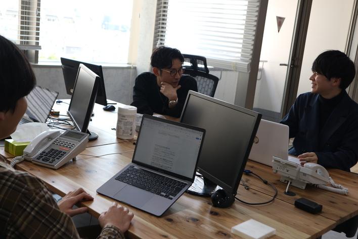 【人材・デジタルマーケティング業界に興味がある学生必見!】Web制作から企画提案まで、一気通貫で体験できるインターン
