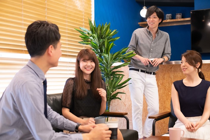 【渋谷勤務】自社集客サイトを支える!WEBデザイナー募集!