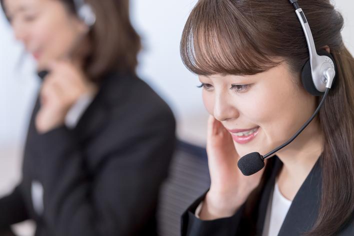 金融・保険の電話営業インターン/知識を身につけ課題解決力を伸ばす