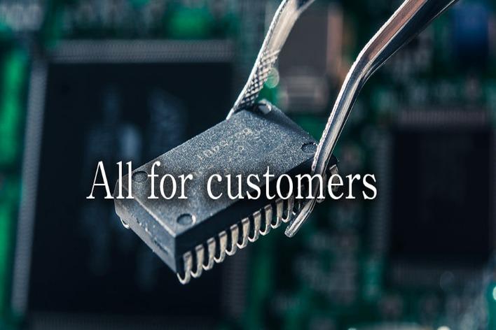 【商社で働きたい方】【ECサイト立ち上げ】半導体×営業インターン
