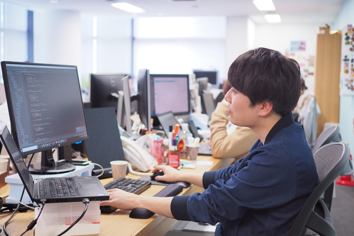 【京都募集】サービス開発に関わる全行程を習得する実践型エンジニアインターン