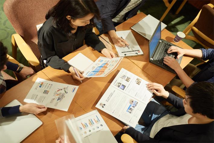 【経営コンサルタント社長直下】新規事業立ち上げ・BtoBマーケティング・営業企画のインターン