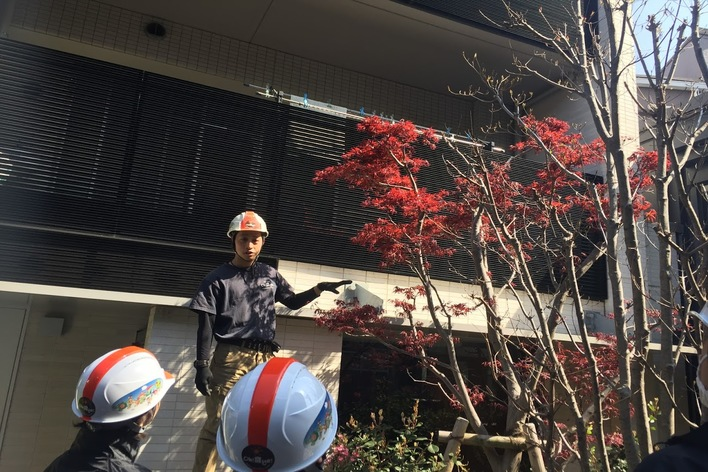 【名古屋】植物・緑・自然に関わる仕事がしたい方向け ガーデナー(庭師)のリアルを体験するインターン
