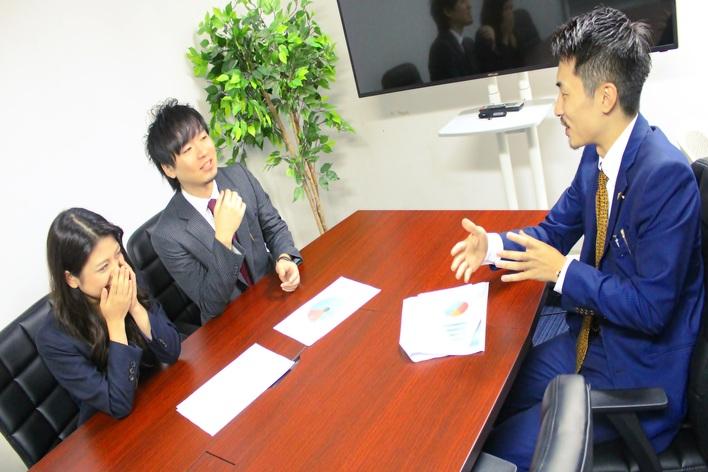 【コロナ対策も万全です!】横浜で学んで稼ぐ営業インターン募集