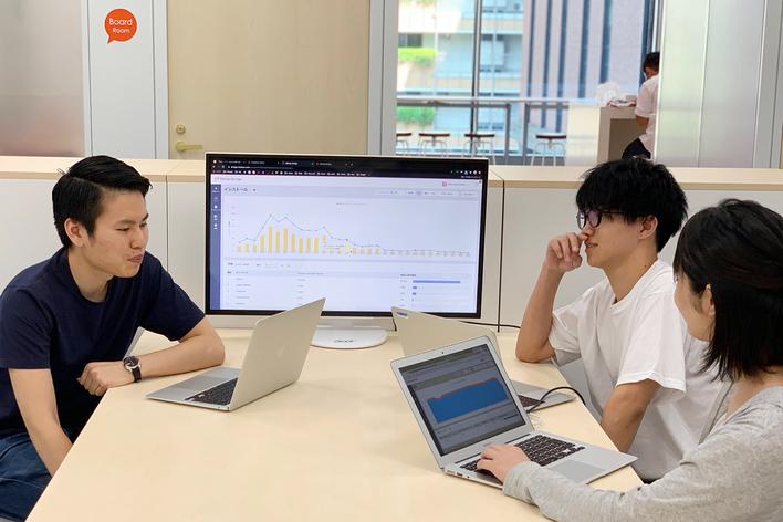 DXを加速させる新規事業!社長直下で学ぶWebライターインターン