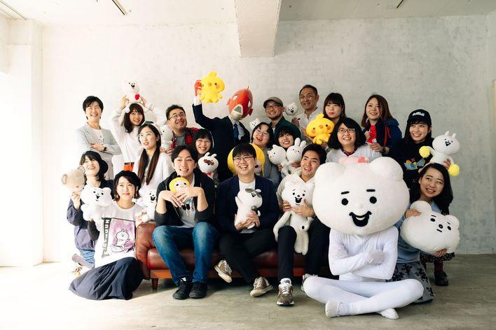 【世界No1のキャラクター企業になる!】キャラクターコンテンツビジネスを行う企業での人事インターン!