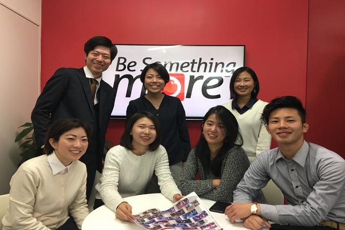 外資系企業で学ぶ!!☆営業実践に特化したインターン☆
