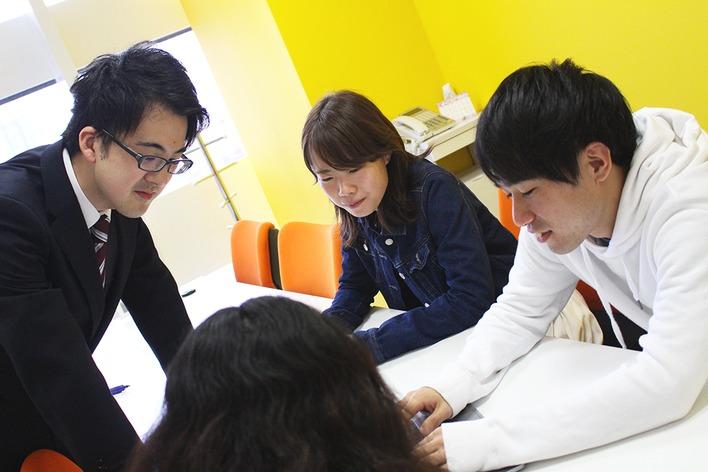 【会社とともに成長する】IT業界を豊かにするWEBデザイナー、営業職