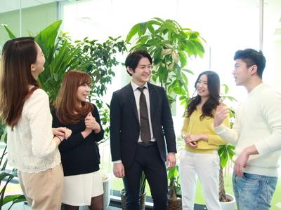 すべては事業成長のために。メンバー同士で切磋琢磨できる風土です。