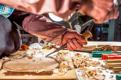 伝統工芸技術を継承する社会の仕組み作り