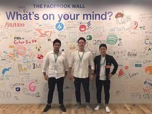 Facebookシンガポール/Japanに主要代理店としてサポートを受けています