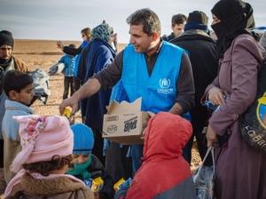 UNHCRの現地での活動を支える仕事です!