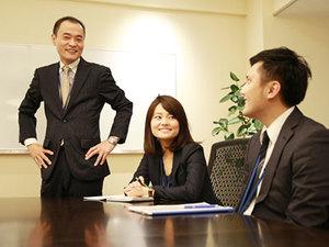 取締役の福井が直接学生を指導します!