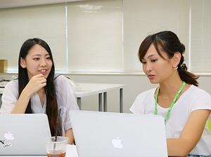 コミュニケーションが活発で、みんなで議論しながらサービスを作り上げています!