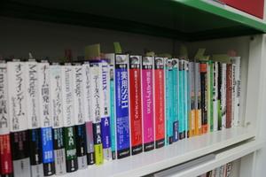 各業種の書籍は豊富に揃えています!
