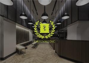 OFFICE GREEN MEDIC 少路